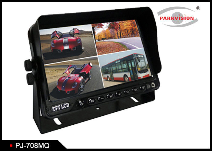 Truck Rear View Camera Monitor System With High - Brightness Digital Panel