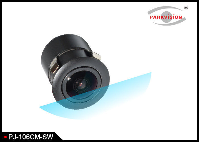 Hole Drilling Parking Assistance Camera 180 Degree Wide Angel Front Reversing Switch